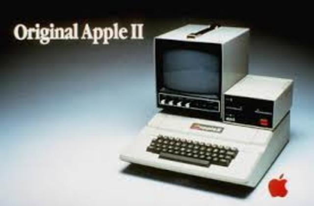 COMPUTADOR APPLE II
