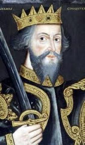 Inglaterra- Rey Guillermo I