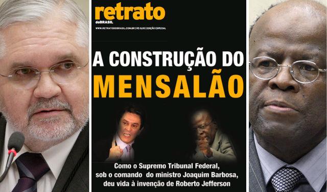 Revista Retratos do Brasil desmonta a farsa (Mensalão PT)