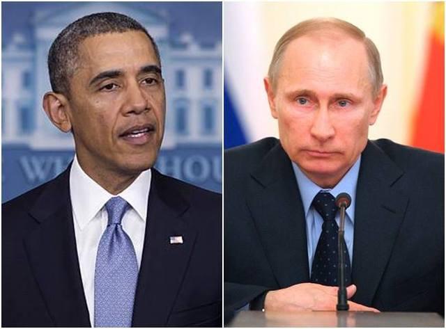 EUA x Rússia - Nova Guerra Fria