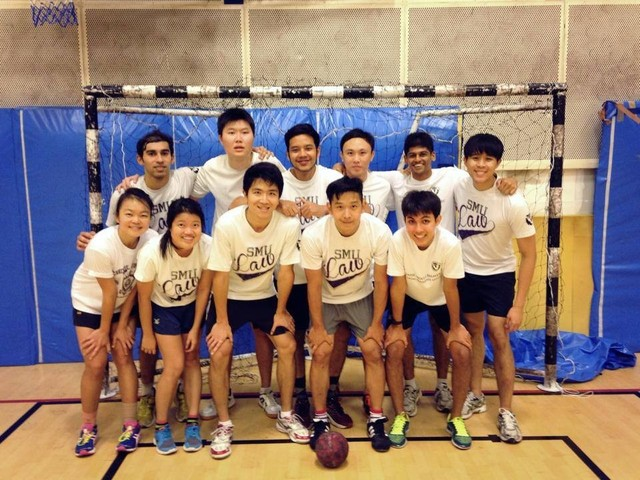 School of Law takes first place in IFG: Handball