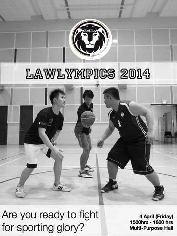Inaugural Lawlympics