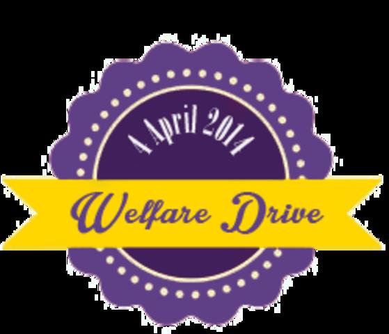 End-Term Welfare Drive