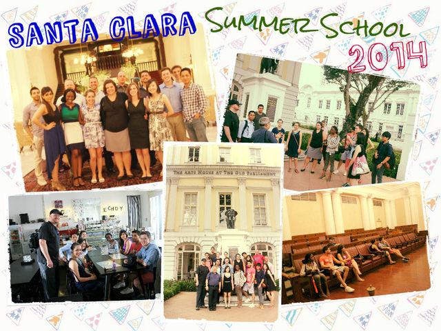 Hosting of Santa Clara University Students