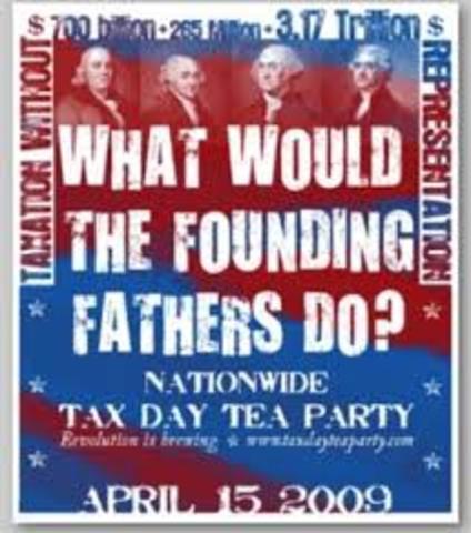 Tea Party, Obamacare e risco de moratória (EUA)