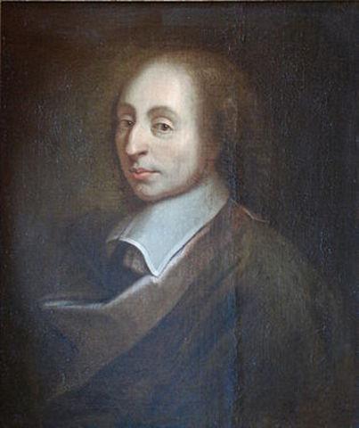 Blaise Pascal PROBABILIDAD