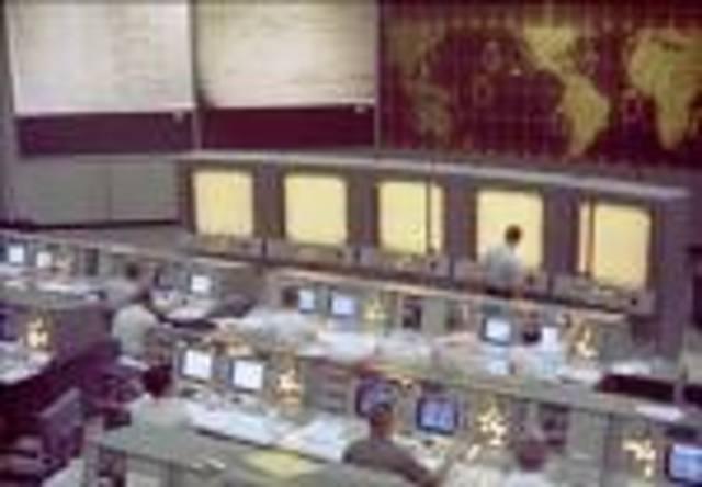 NASA opens a space center.