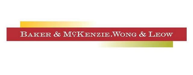 Renewal of ties with Baker & McKenzie.Wong & Leow