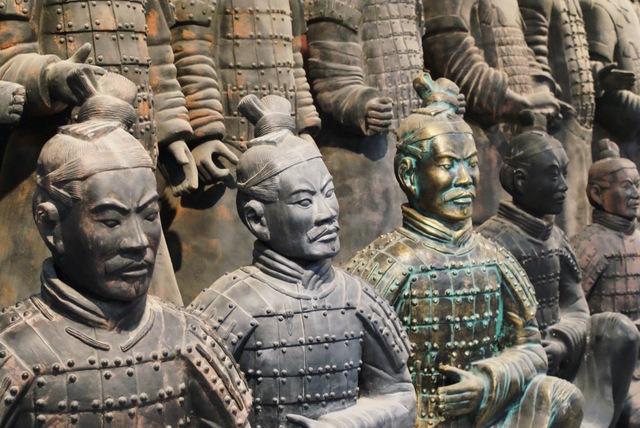 1.110 a.c. China