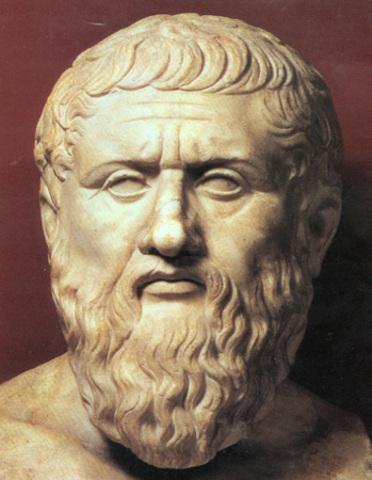 427 a.c. Platón