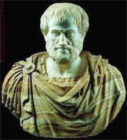 384 a.c. Aristóteles