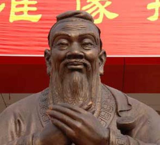 501 a.c Confucio