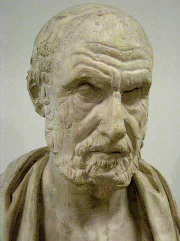 Hipócrates 430 a.c.