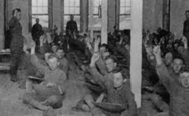 1918 Army Alpha y Army Beta