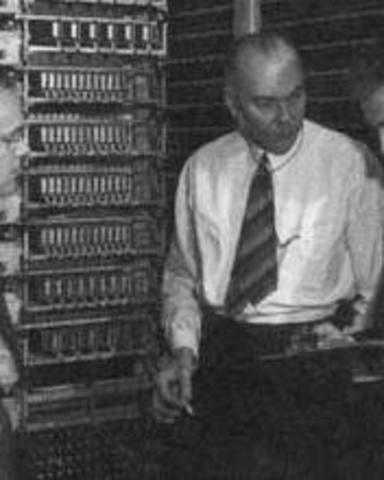 Howard Aiken ( 1943 D.C)