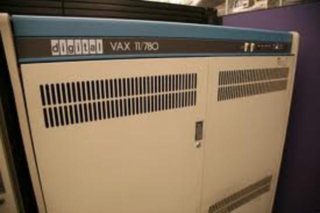 Vax -11/780 ( 1977)