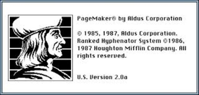 Page Maker (1985 D.C)