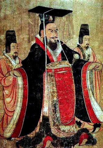 Emperadores a. C