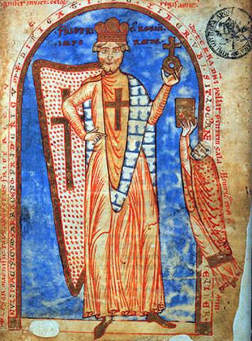 Protection de l'empereur Barberousse