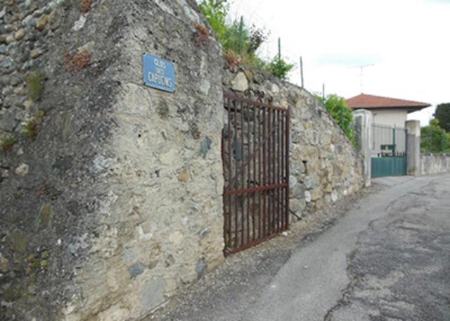 Fondation du couvent des Capucins