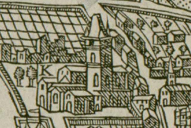 Fondation du couvent des Cordeliers