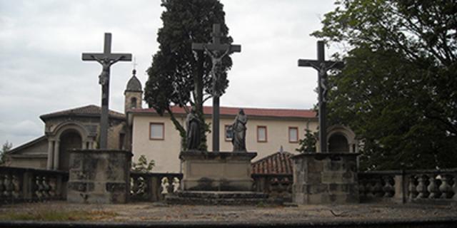 Le Chemin de Croix et le calvaire