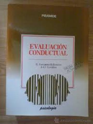 evalucion conductual