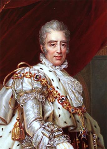 Passage de Charles X de France