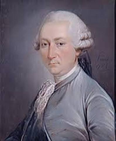 El año 1760