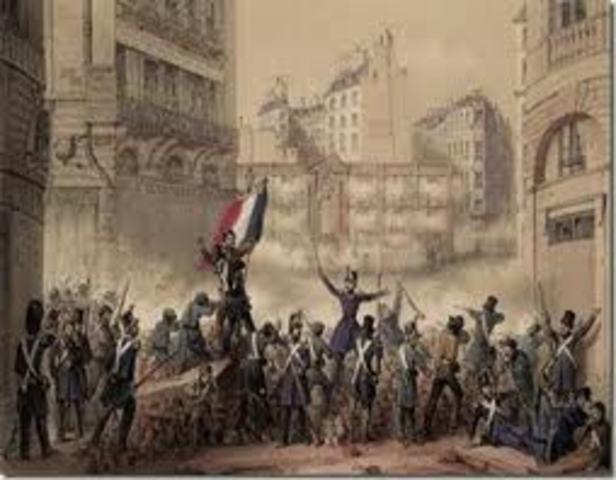 Epoca de revoluciones
