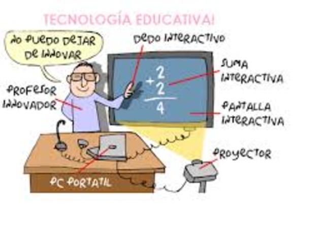 grandes etapas de la tecnologia educativa