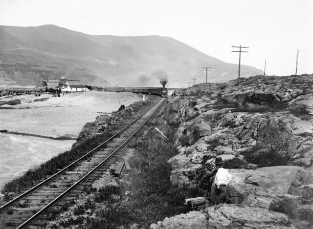 The first railroad to actually begin operation in Texas is chartered by the state government
