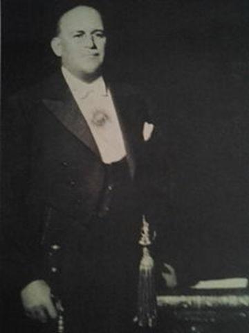 Asume Agustín Pedro Justo
