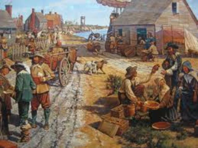 Founding of Jamestown