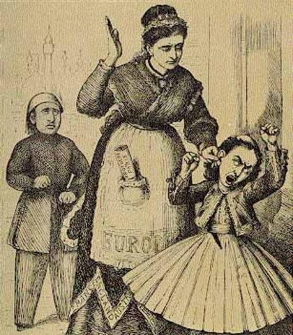 Castigo a Menores
