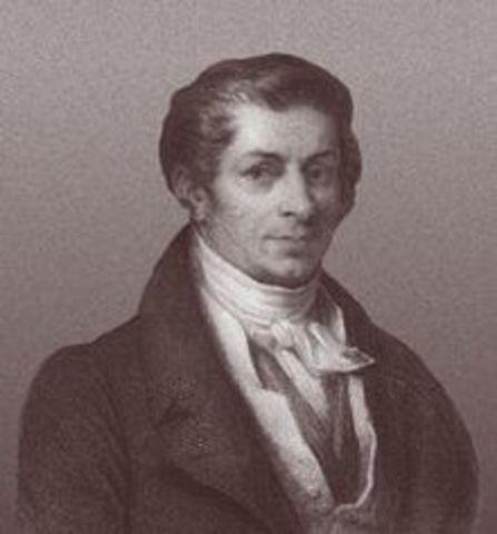 Muere Jean-Baptiste Say