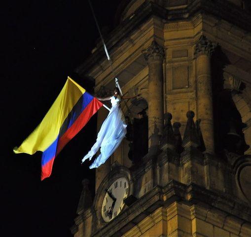 PRIMER CENTENARIO DE COLOMBIA