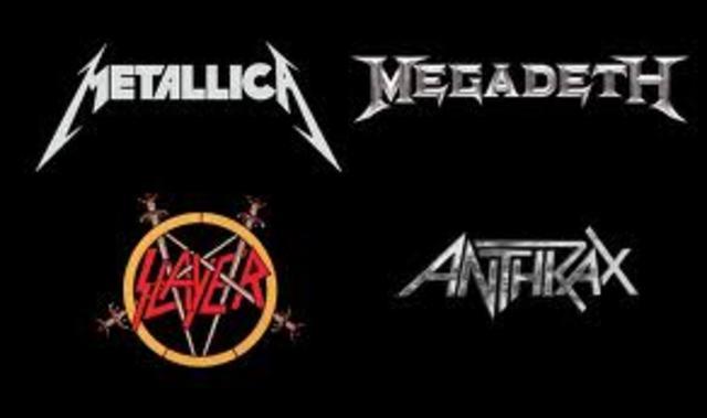 nace el thrash metal