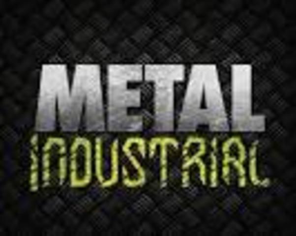 rock y metal industrial