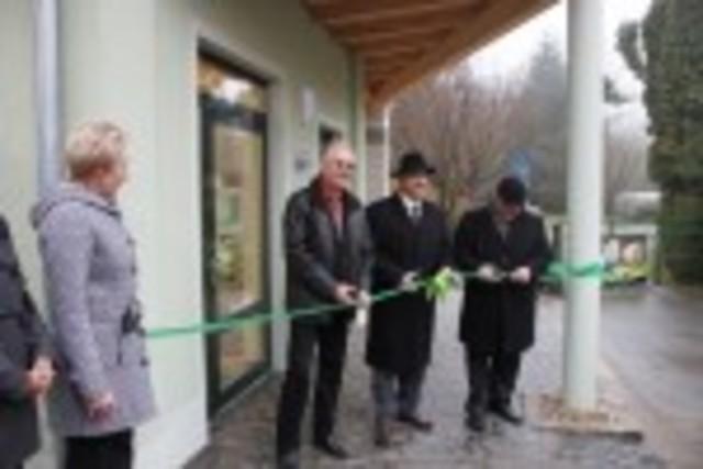 Einweihung deutsch-polnisches Begegnungszentrum
