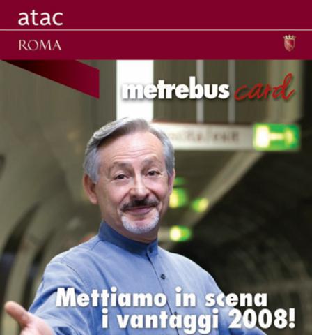 Libro dei Vantaggi Metrebus 2008