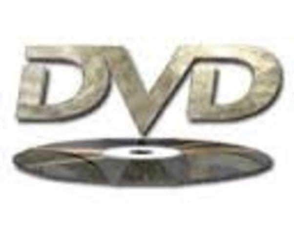 primer versión de DVD