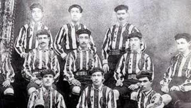 Primer club de futbol