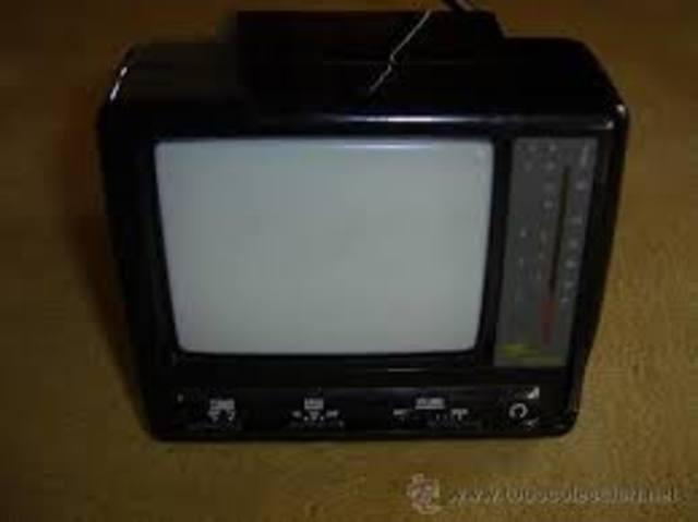 televisor 5 pulgadas