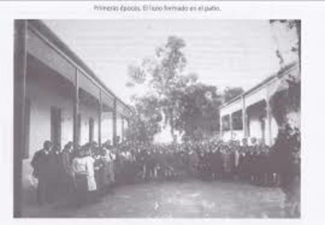 Liceo de enseñanza