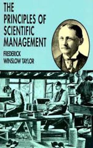 The Principles of Scientific Manangement