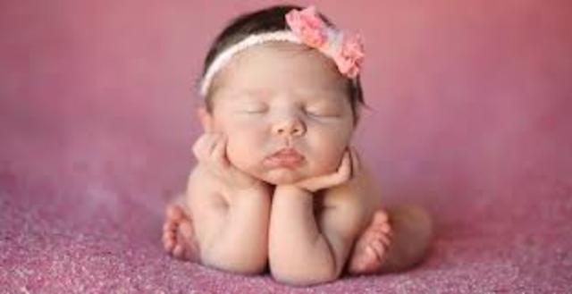 Nacimiento de mi tercera hija
