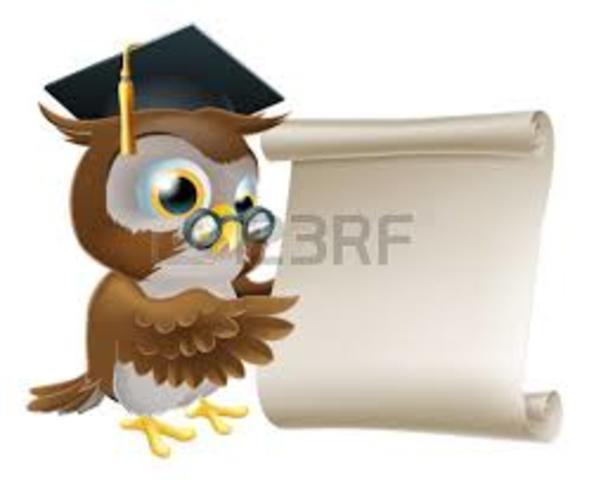 Graduación de mi hijo como técnico bachiller