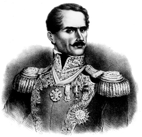 Capture of Santa Anna