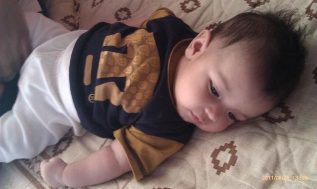 Nace mi tercer sobrino